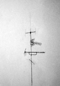 Antenna Project drawing 1982